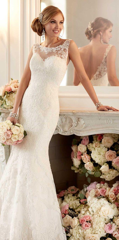 colección de vestidos de novia por stella york primavera 2016