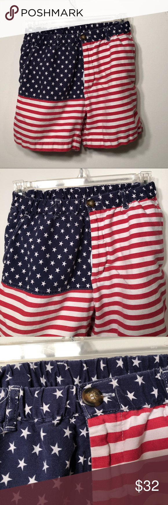 Chubbies Mericas American Flag Usa Shorts Small Chubbies Mericas American Flag Usa Shorts In Size Small 5 5 Inch I Usa Shorts Chubbies Shorts Gym Shorts Womens