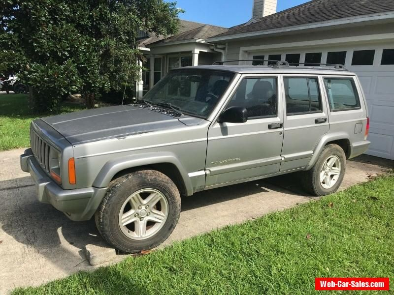 Car for Sale 2001 Jeep Cherokee