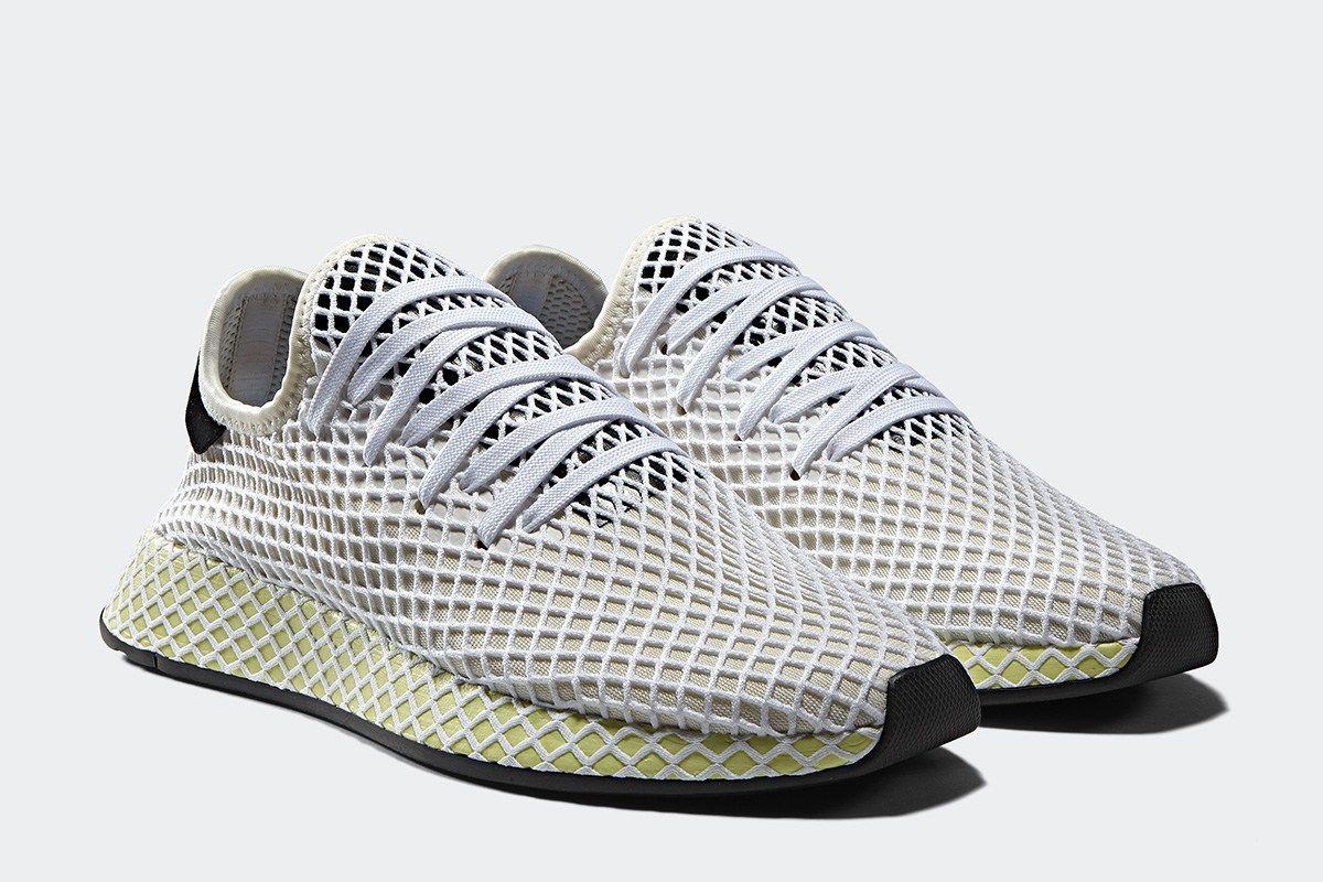 7 aprile: colorways adidas deerupt ue calci: scarpe da ginnastica magazine