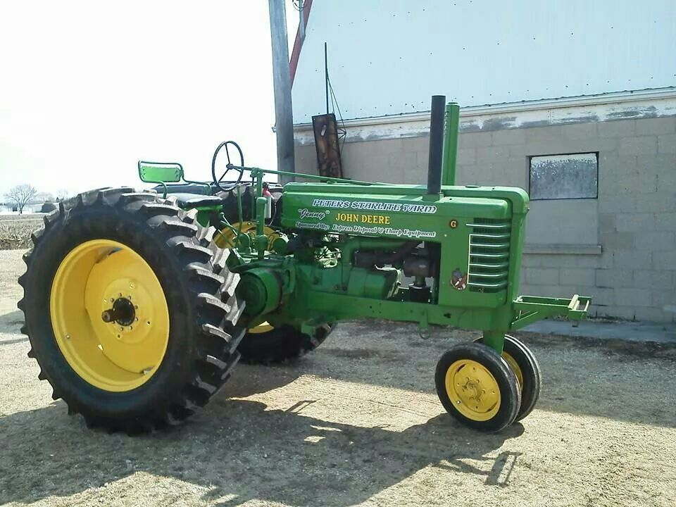 john deere g tractor for sale electric motor start capacitor wiring diagram pulling pinterest tractors