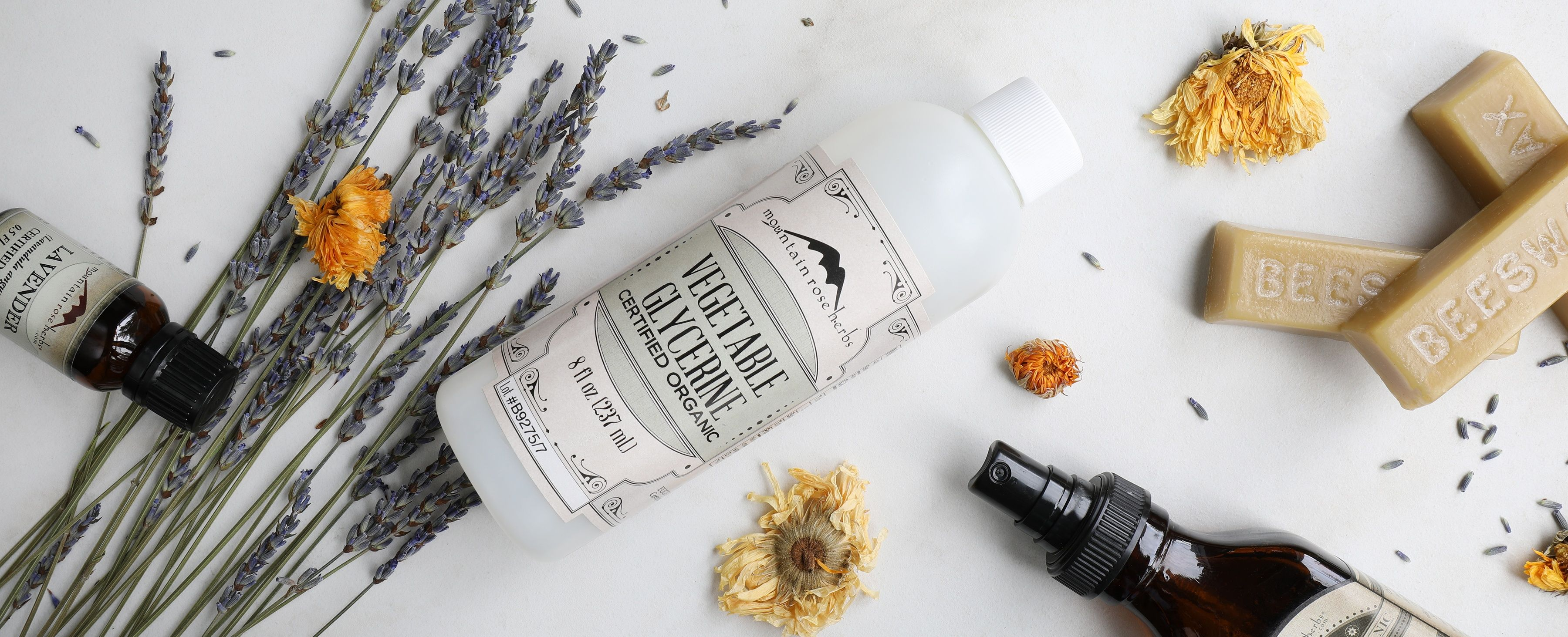 What is Vegetable Glycerine and How is it Used? | kitchen herbalism