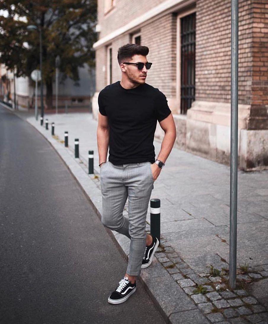 Les 6 essentiels de la garde-robe masculine