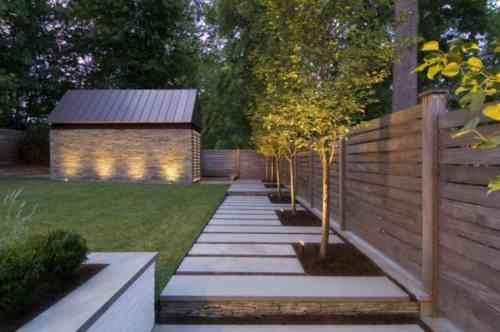 Comment aménager son jardin paysager moderne | Cabin