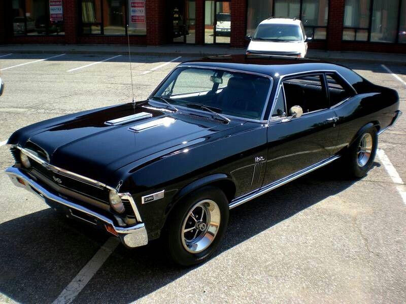 1969 Chevy Nova Ss Seriously Love