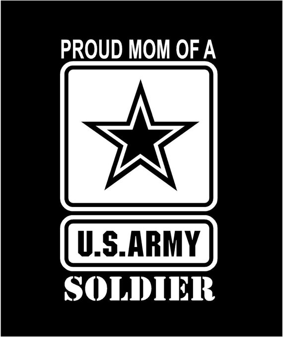 Proud of My Air Force Daughter Vinyl Car Window Decal Bumper Sticker US Seller