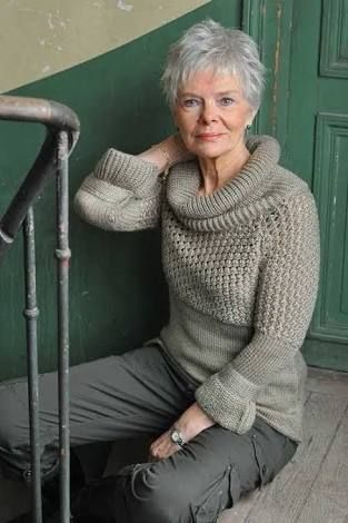short to midlength haircuts for fine hair thats going grey - Google Search