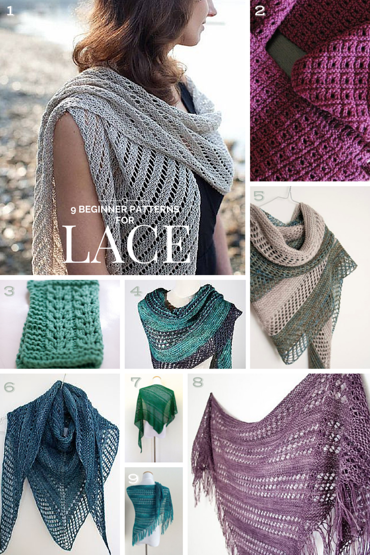 9 Top-Rated Lace-Knitting Projects for Beginners Posted on May 6 ...