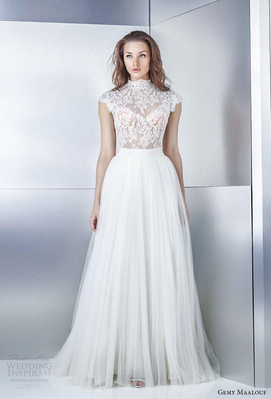 Gemy maalouf wedding dresses wedding dress pinterest