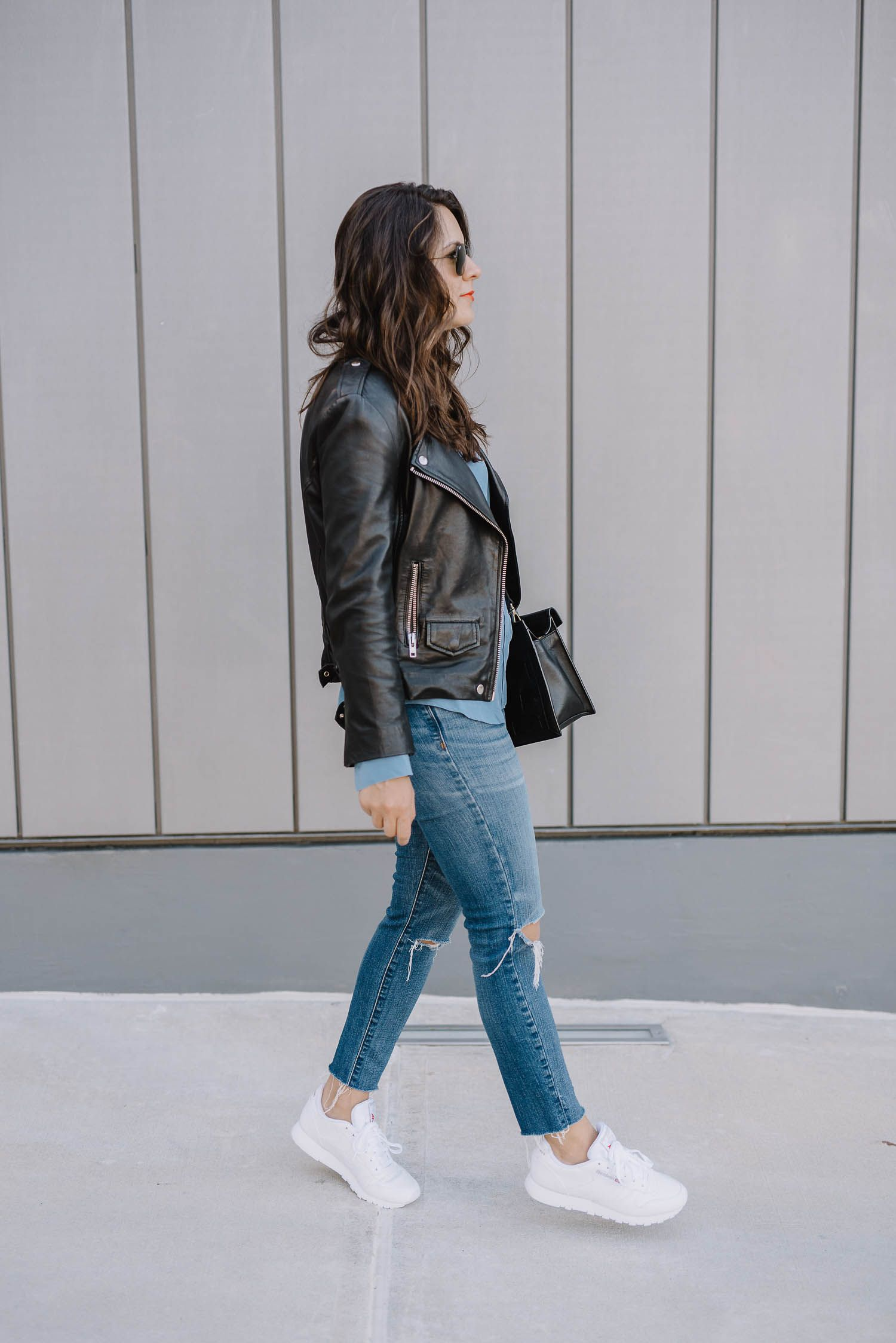How To Style Reebok Classics Like A Fashion Blogger