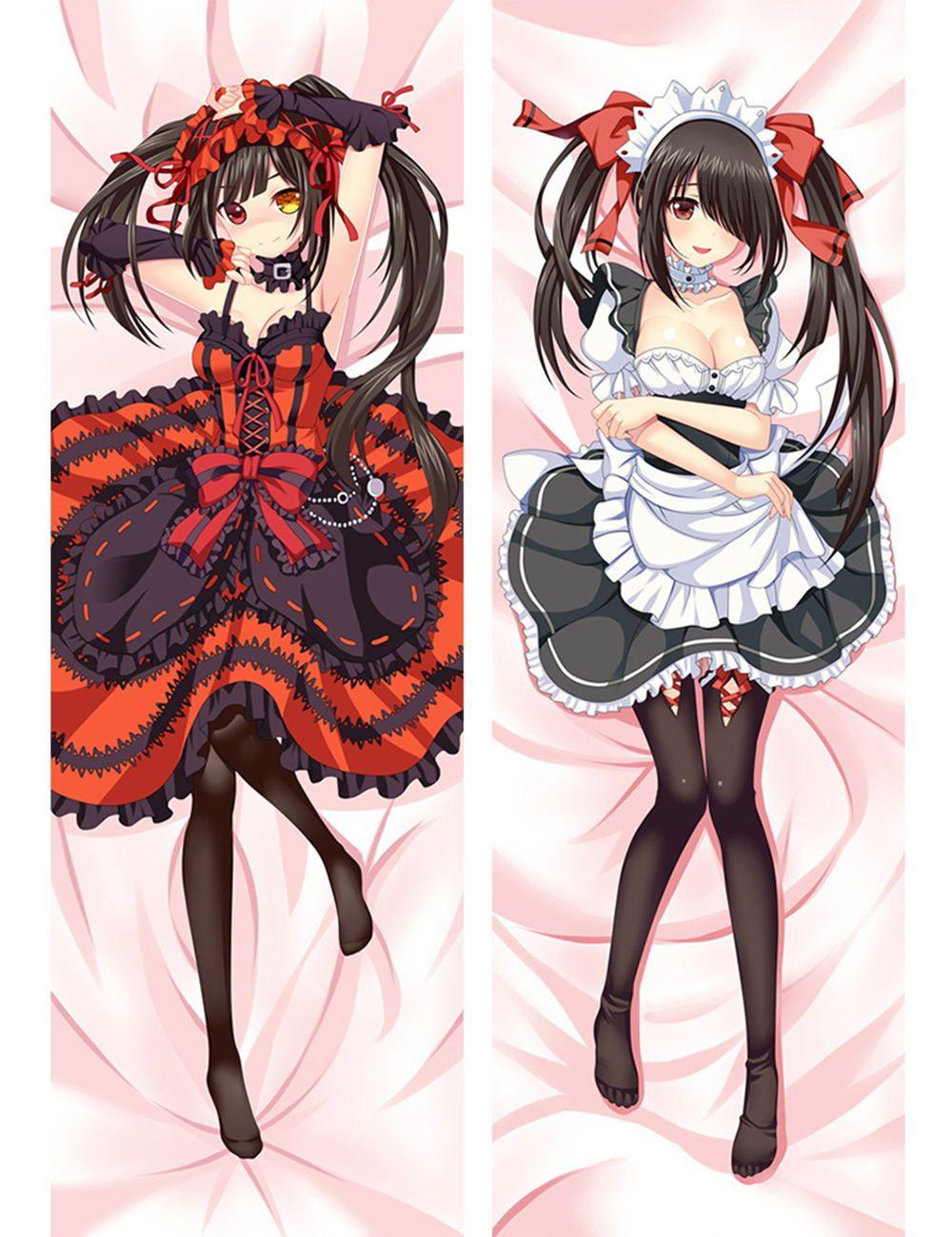 36.2US $ |Japan Anime   Hugging Body Pillow Case 150*50 68091  DATE A LIVE Nightmare|pillows ikea|case arcspillow supplier - AliExpress