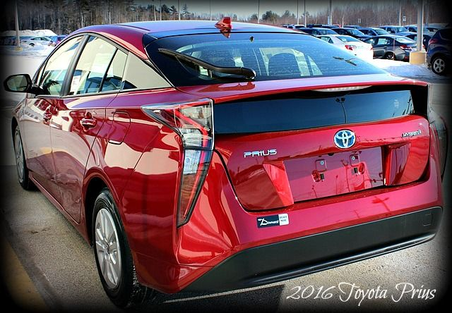 2016 Toyota Prius Ii At Downeast Toyota In Brewer Maine Toyota