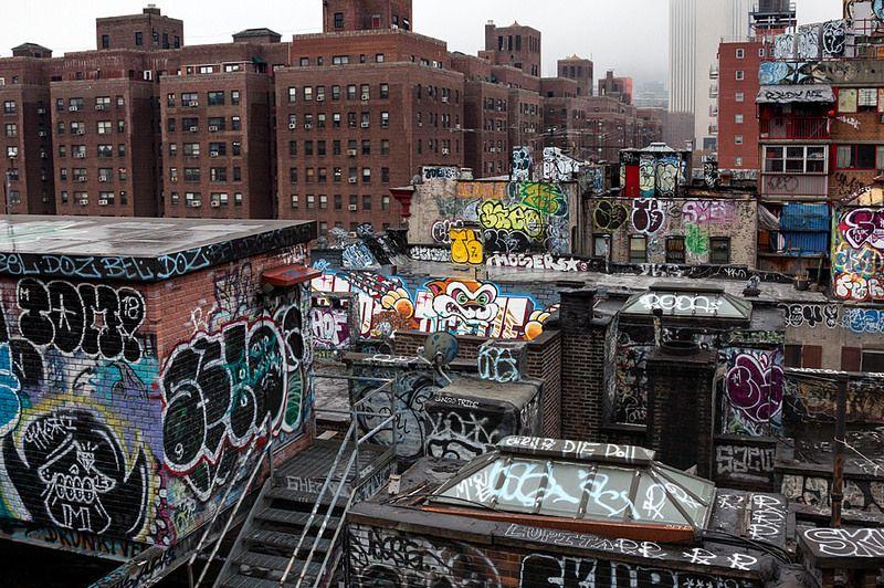 Rooftopmayhem