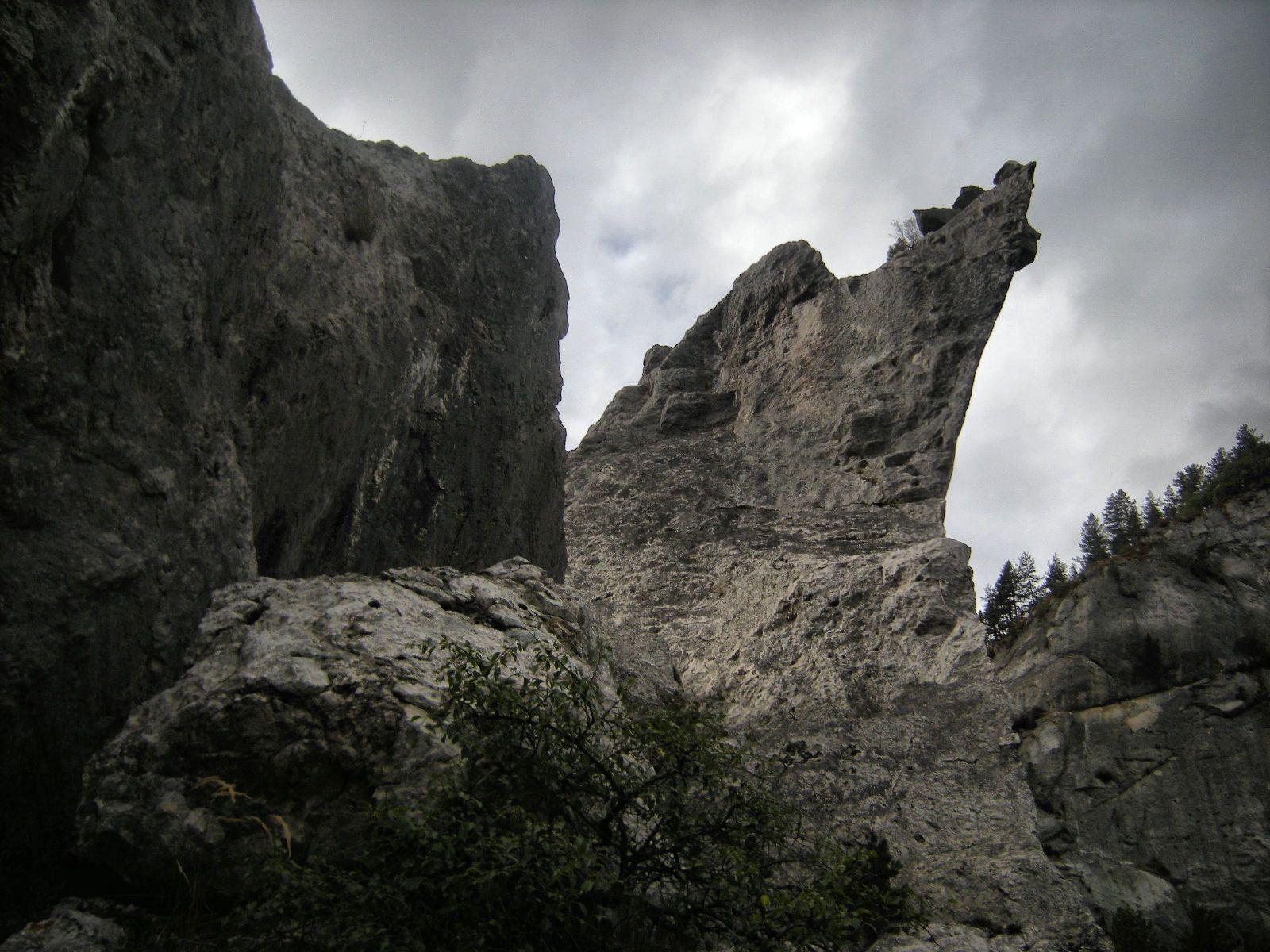 """Le Claps """"saut de La Drôme"""