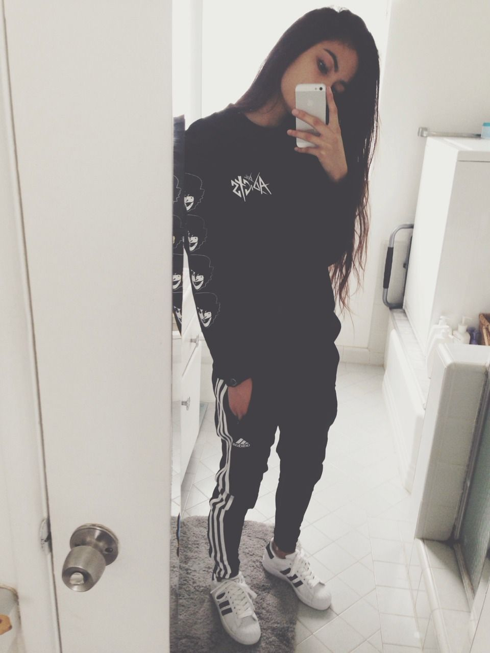 80322d1e935 pinterest: @darlynprincess ♛ Swag Girl Outfits, Swag Girls, Lazy Day Outfits