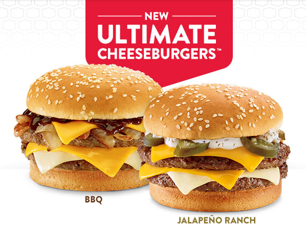 Jack In The Box Coupon For Bogo Free Ultimate Cheeseburger Jack In The Box Cheeseburger Restaurant Deals