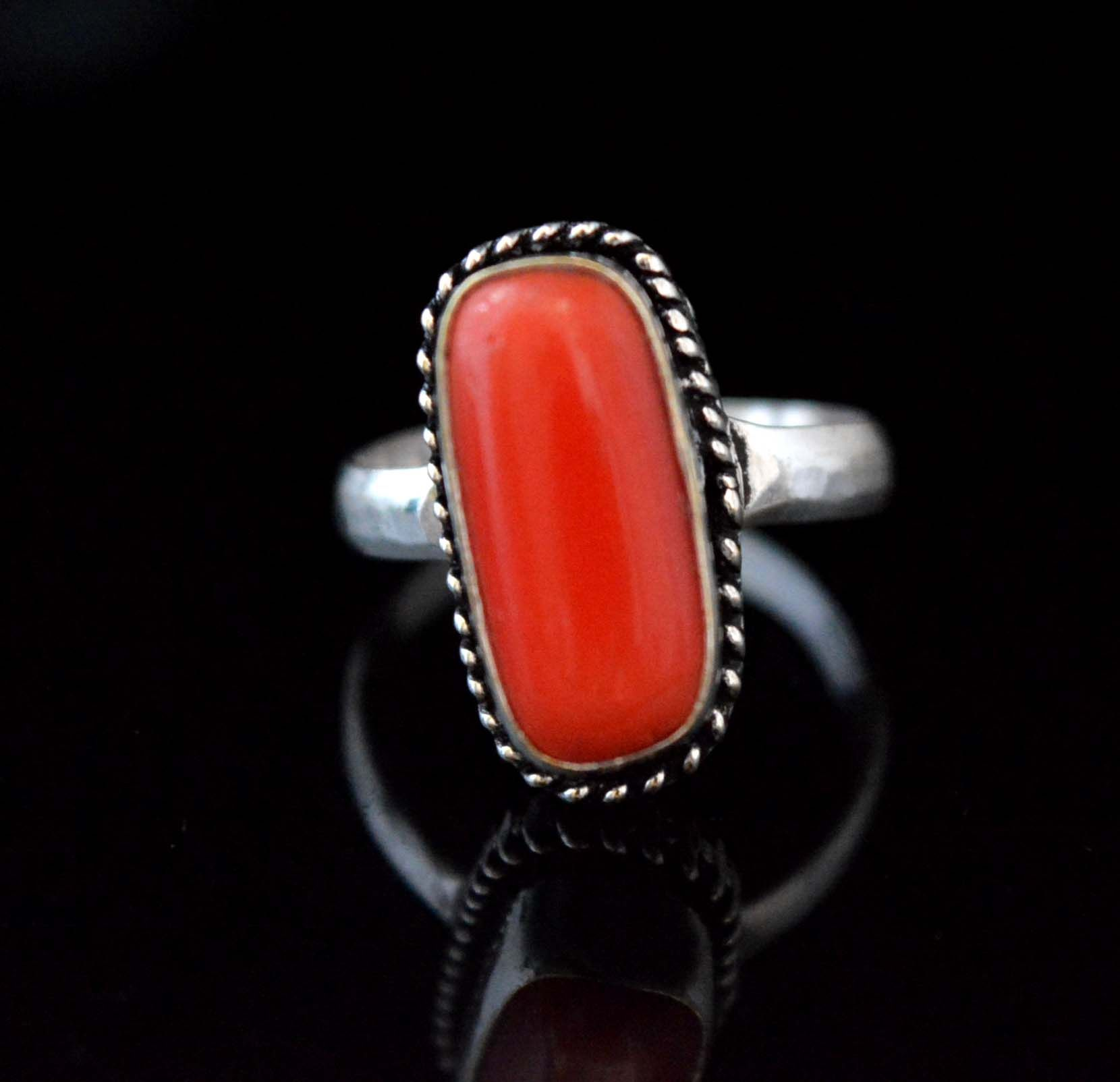 Simulated Coral Ring