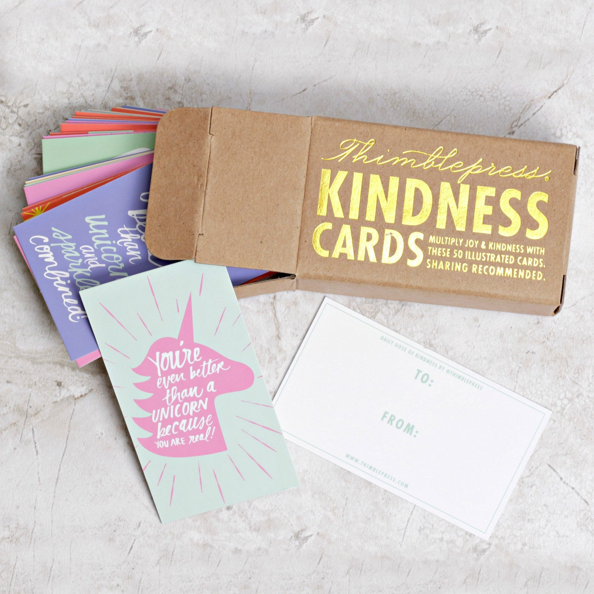 Kindness cards cheer messages and business business cards magicingreecefo Gallery