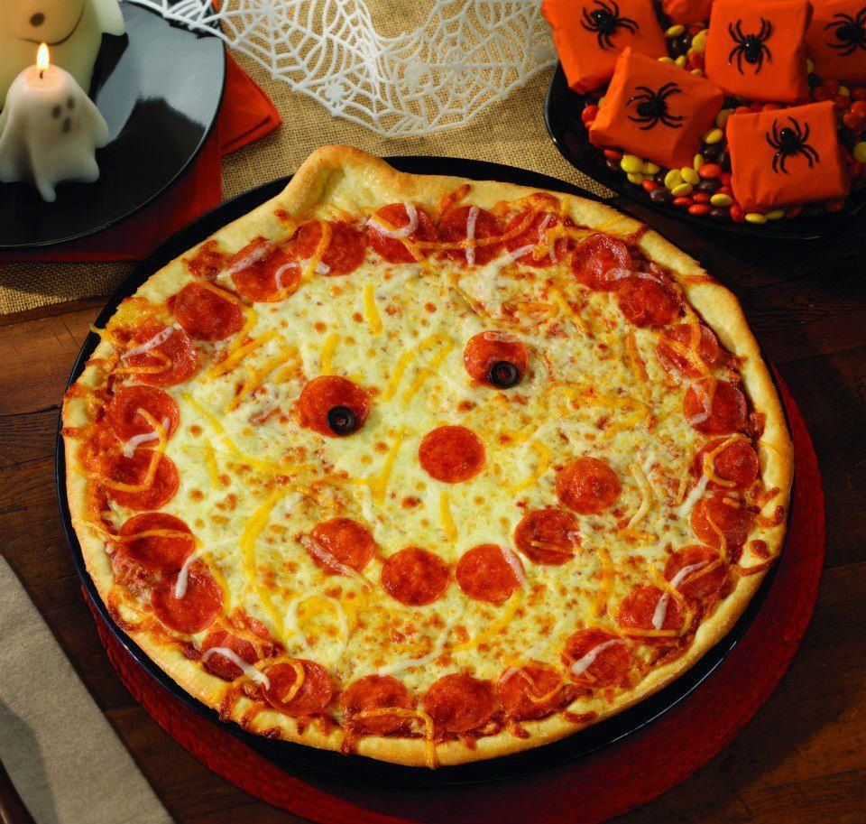 Papa Murphys Halloween Pizza 2020 Pizza pizza | Food, Halloween themed food, Pizza shapes