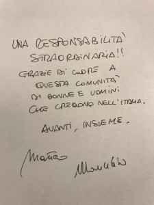 Renzi ritorna padrone del PD e guarda a Macron Matteo Renzi ottiene la scontata vittoria delle elezioni primarie nel Partito Democratico, vince contro il manchurian candidate Orlando e l'ultimo mohicano Emiliano asfaltati dalla potenza organizzat #partitodemocratico #renzi #primarie