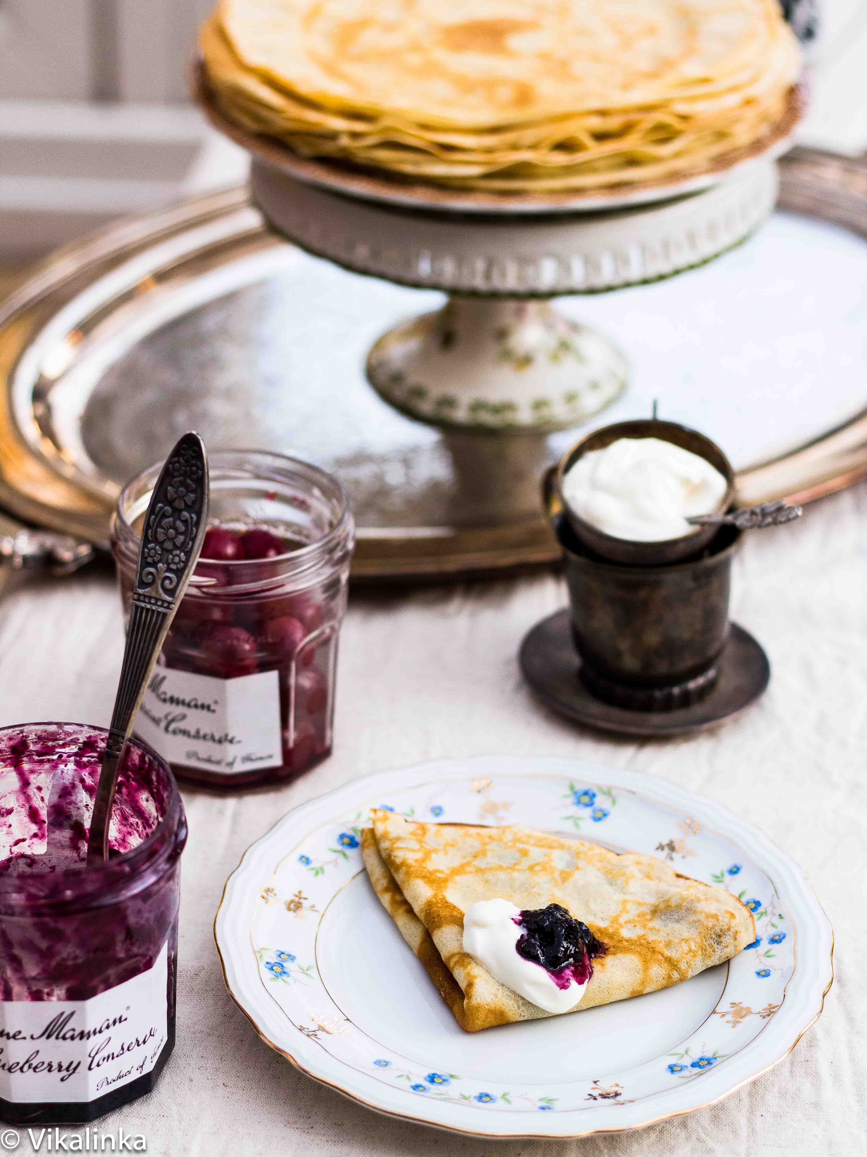 Berry Pie on Kefir: Simple Recipes 60