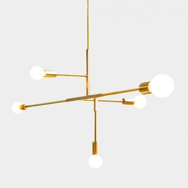 45 beautiful modern chandelier lights that create glamorous interiors