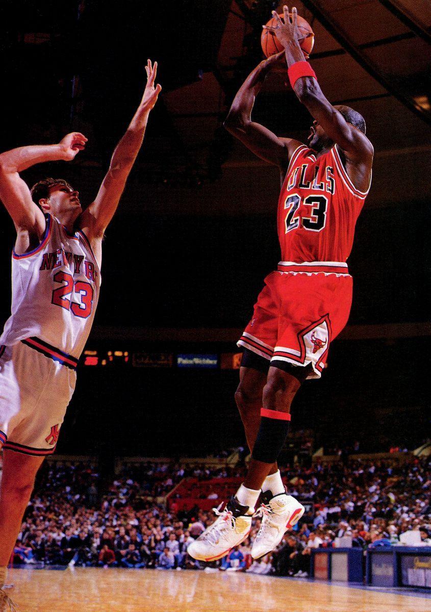 brand new b625c b2e67 Flashback // Michael Jordan in the Air Jordan VI | Sports ...