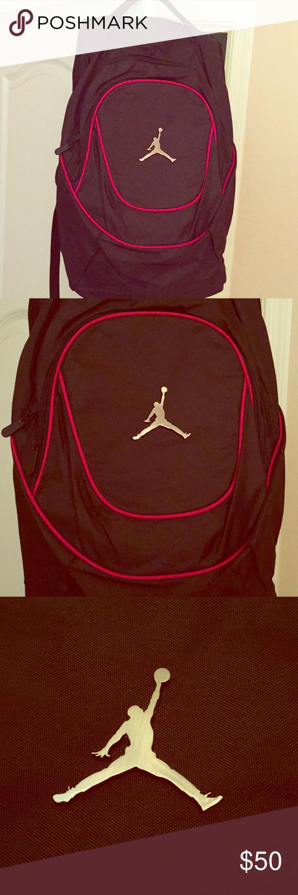2f00de279b92 Jordan Backpack 🏀 Authentic Jordan Backpack. Unisex. OS.