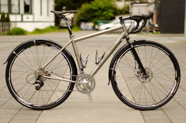 Salsa Vaya Another Ti Cross General Commuter Rig Cool Bike
