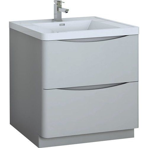 Fresca 32 Inch Tuscany Free Standing Single Sink Bathroom Vanity