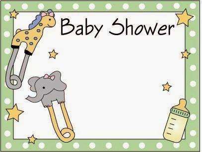 Baby Shower: tarjetas para imprimir gratis. | IMPRIMIBLES DE FIESTAS ...