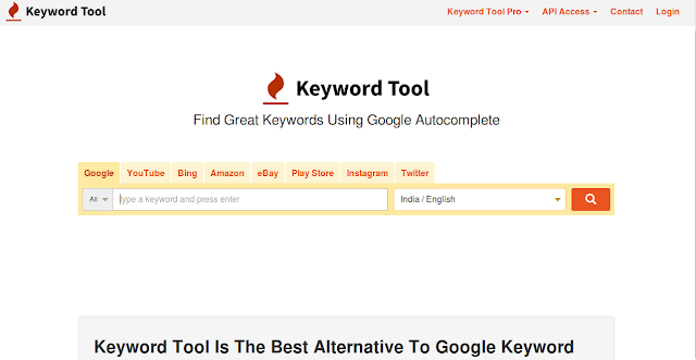 Free Keyword Research Tool In 2020 Keyword Planner Keyword Suggestion Keyword Tool