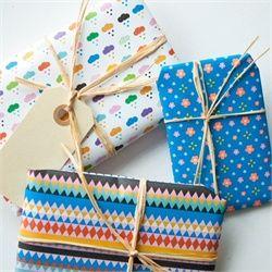 colorful wrap