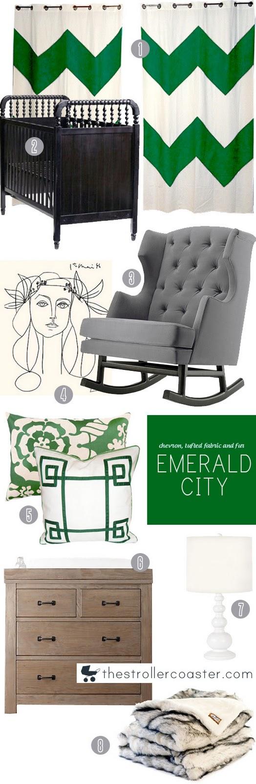 emerald city #coloroftheyear