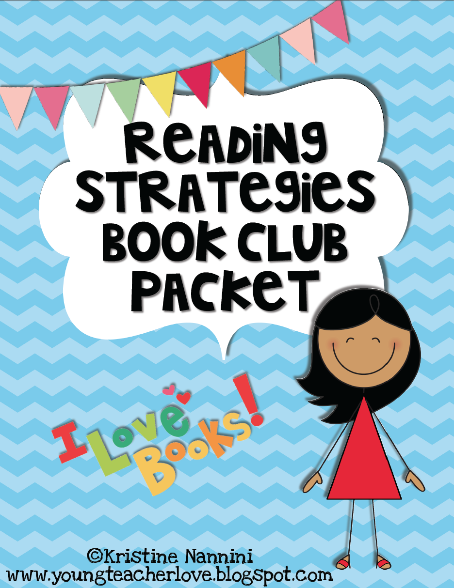 Workbooks literature circles roles worksheets : FREE! Reading Strategies Book Club Packet! Apply the six reading ...