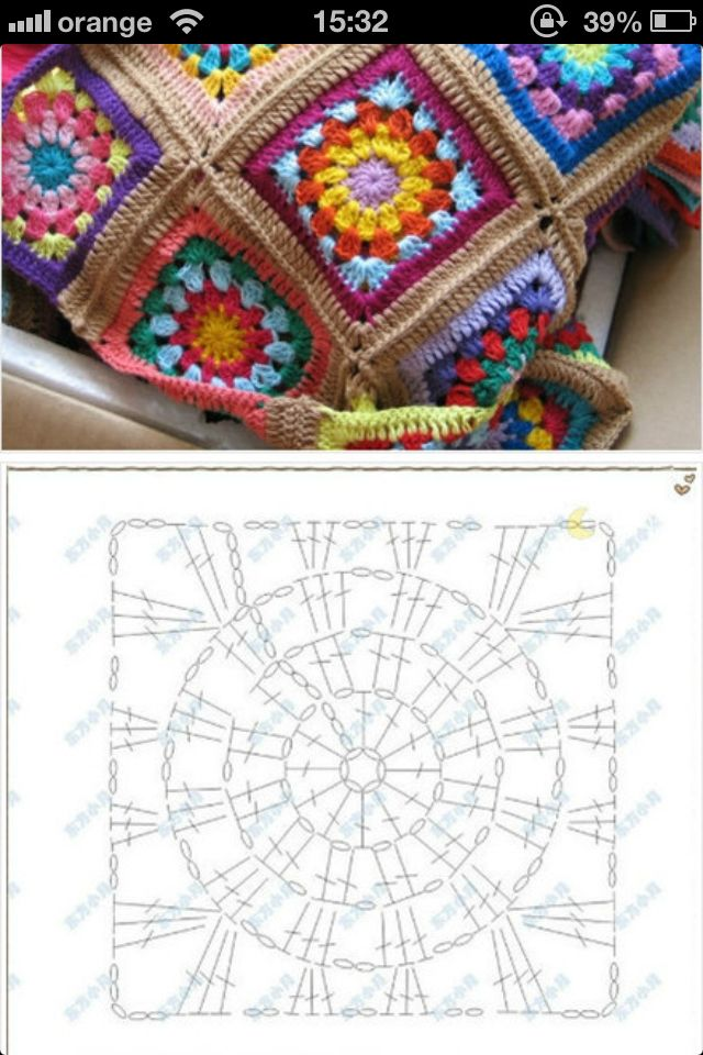 I will do | crochet muestras | Pinterest | Manta, Araña y Esquemas
