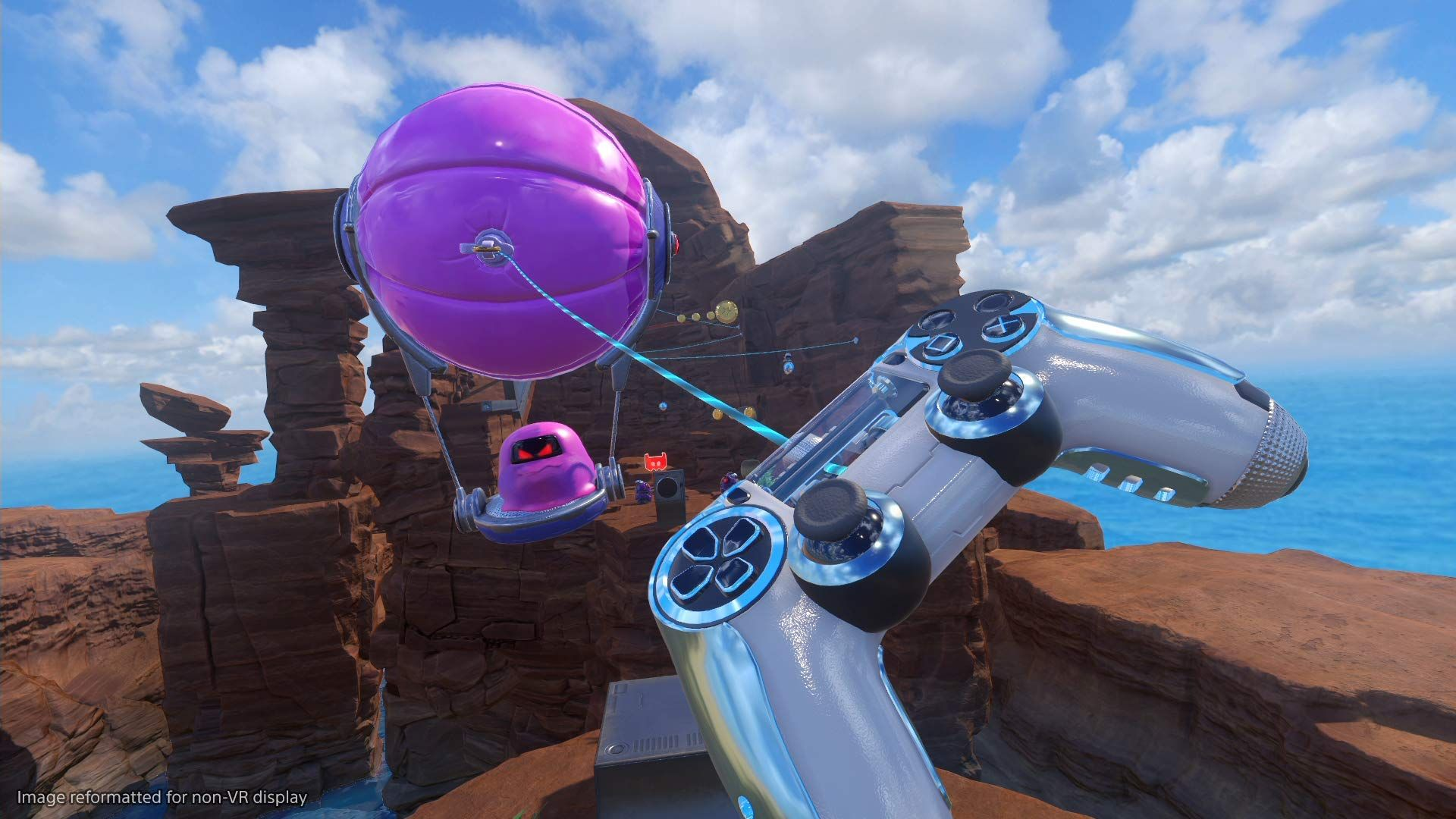 Moss Bundle Astro Bot Rescue Mission PlayStation VR