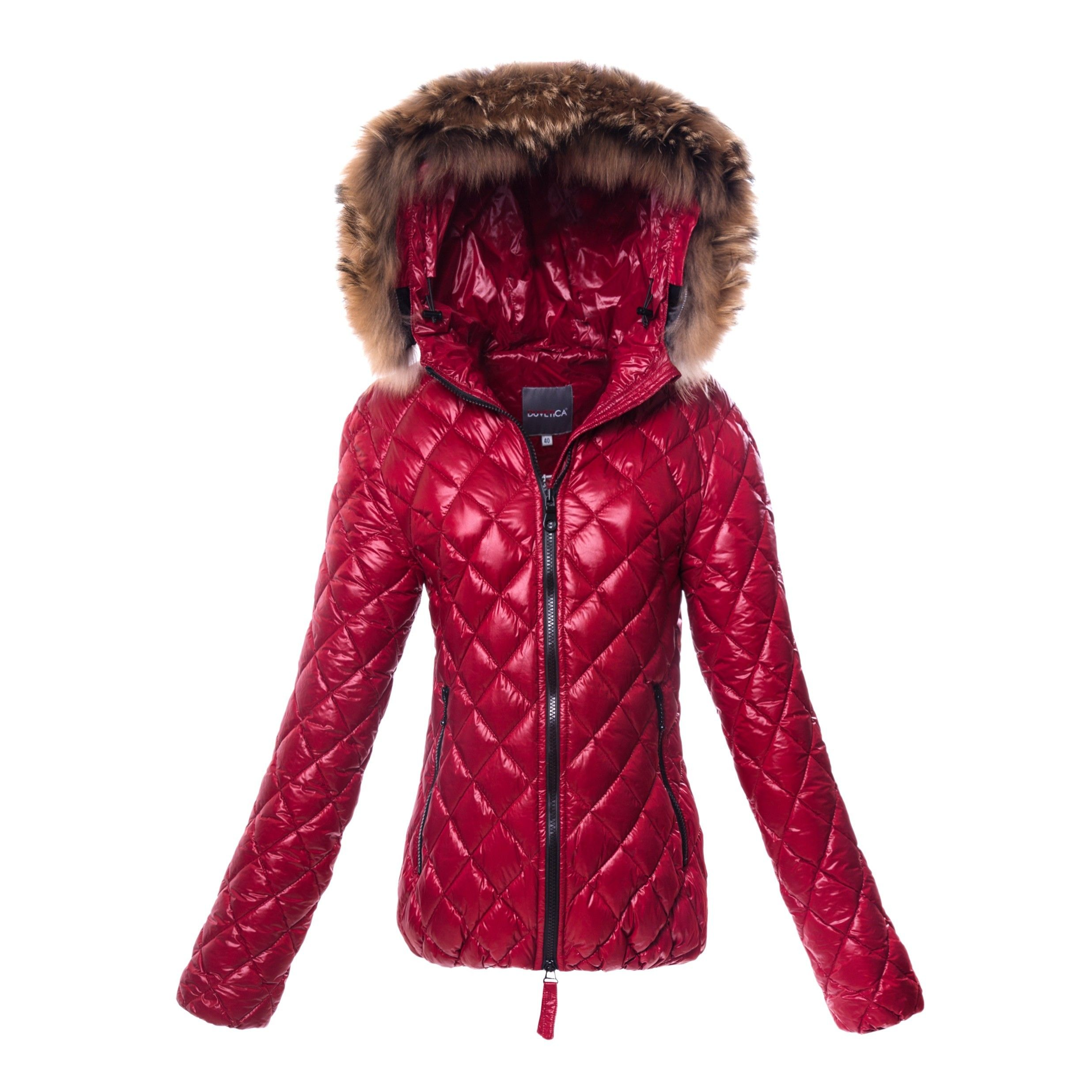 Get your DUVETICA Hooded Down Jackets Aida Short Shiny Nylon Womens Outlet from duvetica outlet shop online as Christmas gifts.