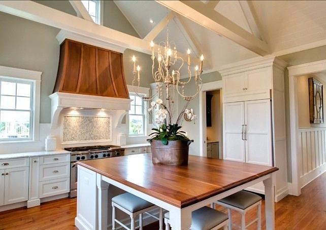 Benjamin Moore Horizon Gray Pictures Kitchen Paint Colors ...