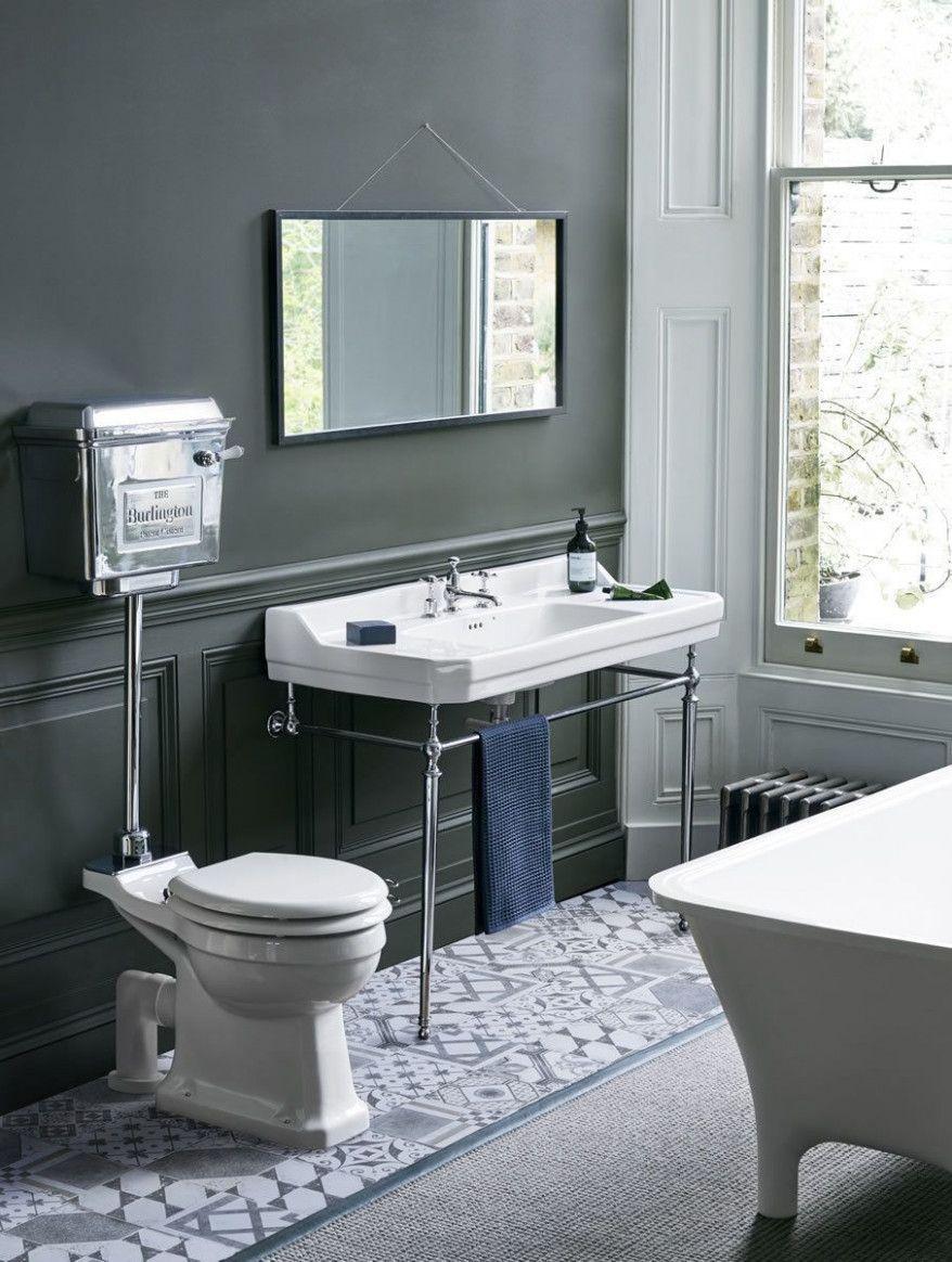Badezimmer 11 Burlington Bathroom Furniture Traditional Bathroom Edwardian Bathroom Bathroom Trends