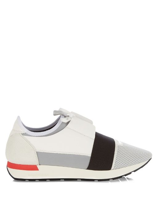 Coureur Givenchy Baskets Bas-top - Blanc afgYgHJe