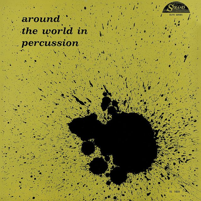 Billy Mure - Around the World in Percussion (1961)