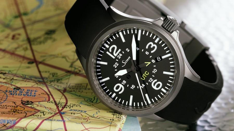 Sinn Uhren Modell 856 UTC Modern watches, Watches for