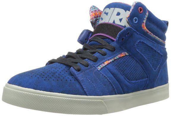 d0d660a680f28 Amazon.com: Osiris Men's Raider Skate Shoe,Purple/Black/White,9.5 M ...