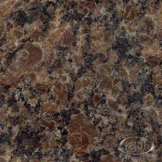 Autumn Brown Granite Kitchen Countertop Ideas Brown Granite Granite Kitchen Granite
