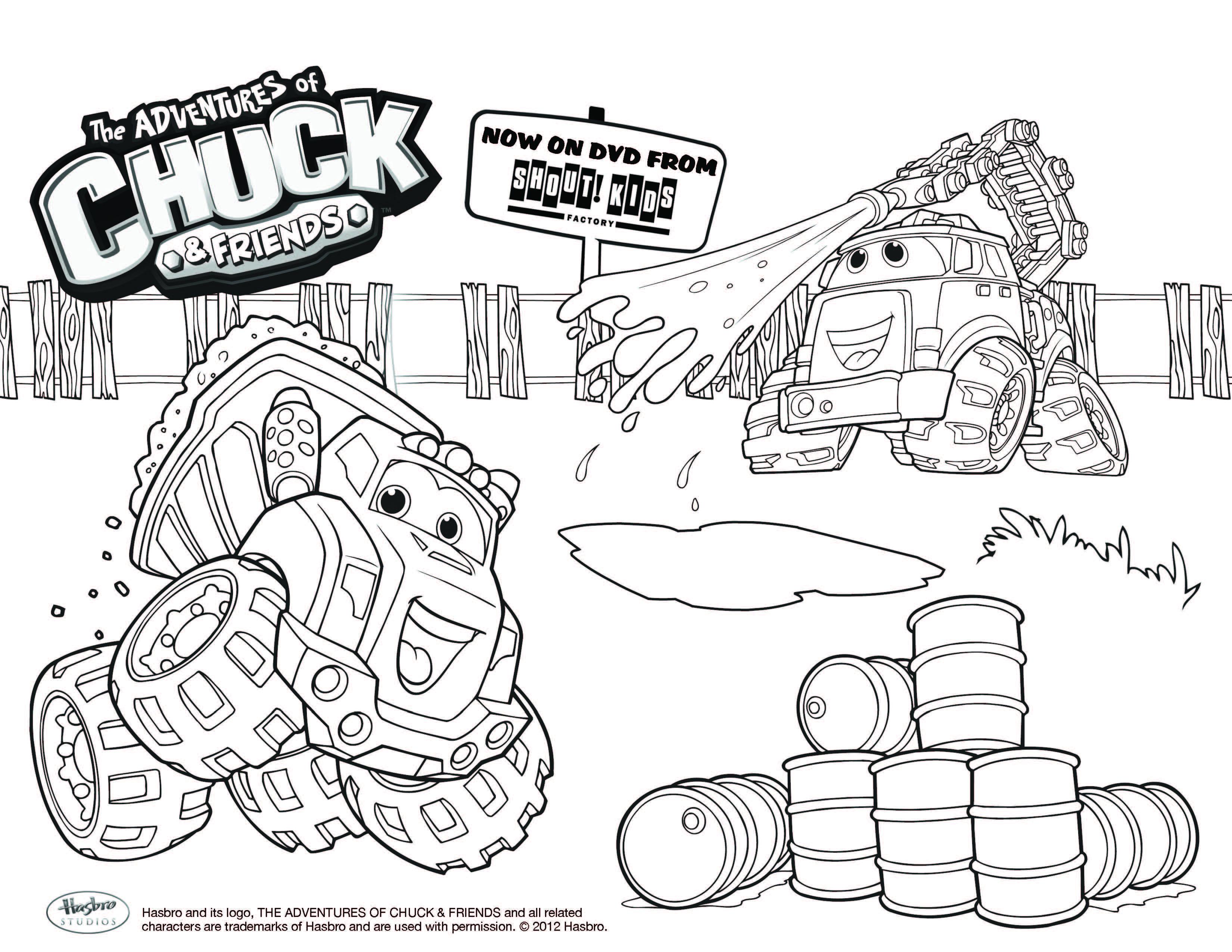 Chuck E Truck