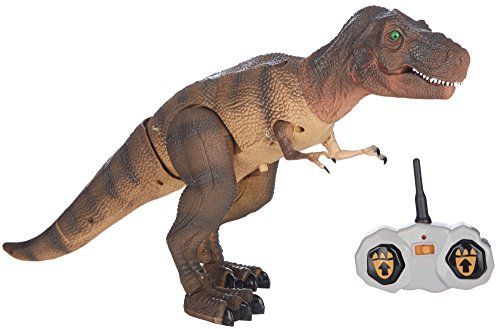 Smithsonian Rc T Rex Radio Controlled Animated Action Dinosaur Toys4mykids Com Product Category Animal Toys Dinosaurs Rc In Dinosaur Toys Dinosaur Smithsonian