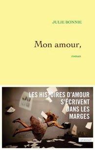 Mon amour, Julie Bonnie ~ Le Bouquinovore
