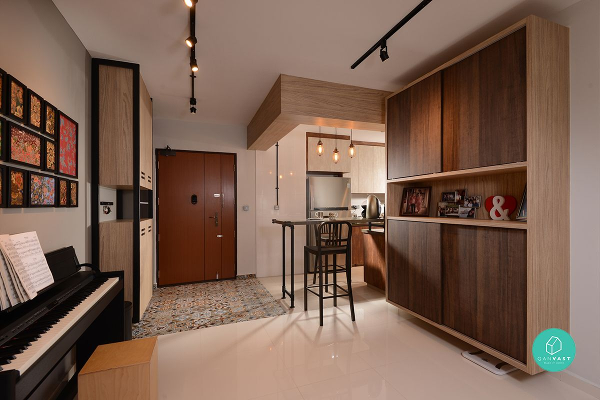 Hdb Home Decor Ideas Part - 43: 12 Must-See Ideas For Your 4-Room / 5-Room HDB Renovation