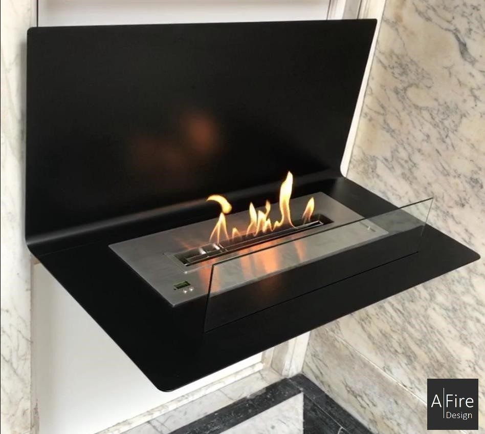Bio Cheminee Ethanol Murale Actualites Tendances Deco Afire Ethanol Fireplace Fireplace Wall Rustic Loft
